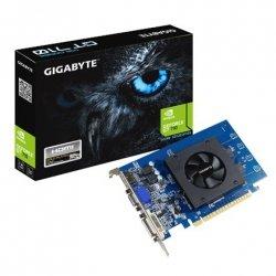 Gigabyte GV-N710D5-1GI NVIDIA, 1 GB, GeForce GT 710, DDR5, PCI-E 2.0 x 8, Processor frequency 954 MHz, Memory clock speed 5010