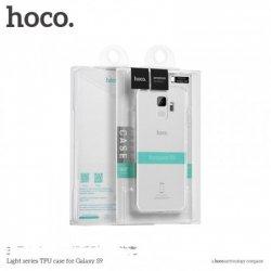 Hoco. Light series Case, Samsung, Galaxy S9, TPU, Transparent