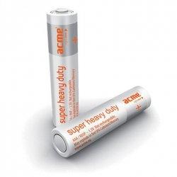 ACME R03 Super Heavy Duty Batteries AAA/4pcs Acme