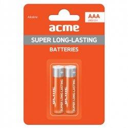 Acme LR03 Alkaline Batteries AAA/2pcs 2 pc(s)