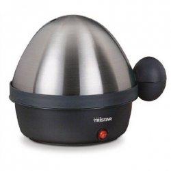 Tristar Egg Boiler EK-3076 Black, Stainless Steel Lid,