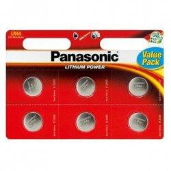 Panasonic CELL Power AG13/LR44/357, Micro Alkaline, 6 pc(s)