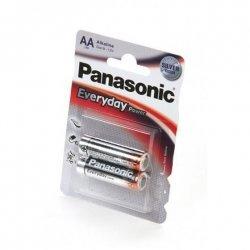 Panasonic Everyday Power AA/LR6, Alkaline, 2 pc(s)