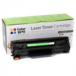 ColorWay Toner Cartridge, Black, HP CF283X (83X)