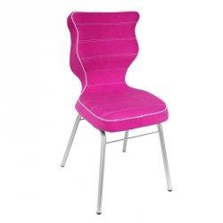 Krzesło Classic Visto - rozmiar 6 - kolor różowy #R1