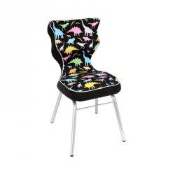 Krzesło Classic Storia - rozmiar 3 - dinozaury #R1