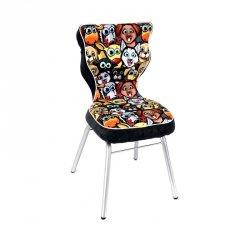 Krzesło Classic Storia - rozmiar 3 - zwierzaki #R1