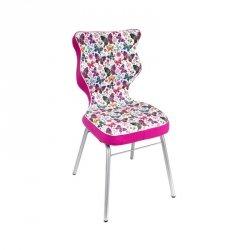 Krzesło Classic Storia - rozmiar 4 - motylki #R1