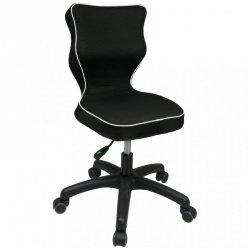 Krzesło PETIT czarny Rapid 10 rozmiar 3 wzrost 119-142 #R1