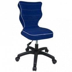 Krzesło PETIT czarny Visto 06 rozmiar 3 wzrost 119-142 #R1