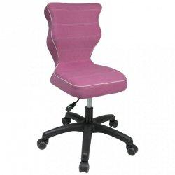 Krzesło PETIT czarny Visto 08 rozmiar 4 wzrost 133-159 #R1