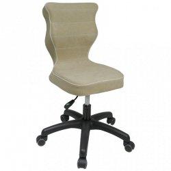 Krzesło PETIT czarny Visto 26 rozmiar 4 wzrost 133-159 #R1