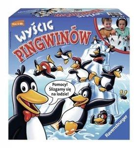 Ravensburger Gra Wyścig Pingwinów
