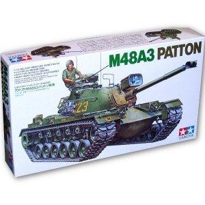 Tamiya U.S. M48A3 Patton