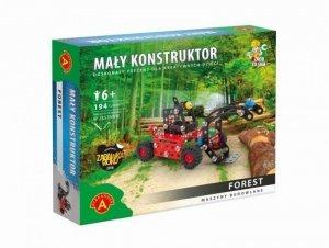 Mały konstruktor Maszyny Budowlane Forest
