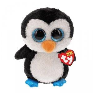 Meteor Maskotka TY Beanie Boos Waddles - Pingwin