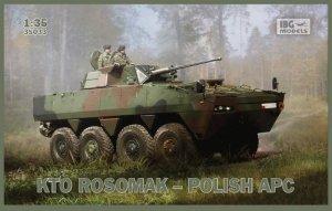 Ibg KTO Rosomak Polish APC