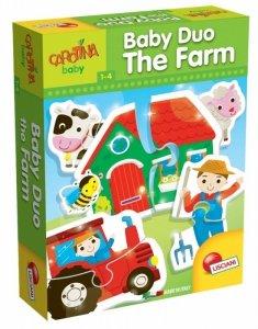 Lisciani Carotina Baby Duo Farma