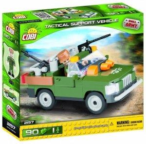 Cobi Klocki Klocki Small Army 90 elementów Pojazd wsparcia taktycznego