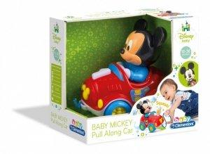 Clementoni Baby Miki Samochodzik do ciągnięcia