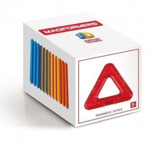 Magformers Trójkąty 12 elementów