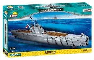 U-boot U-48 V II B niemiecki okręt podwodny