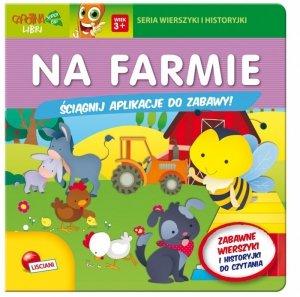 Lisciani Książeczki Carotiny - Na farmie