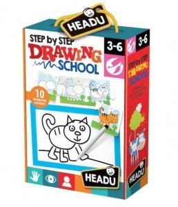 Russell Szkoła rysowania - Krok po kroku HEADU