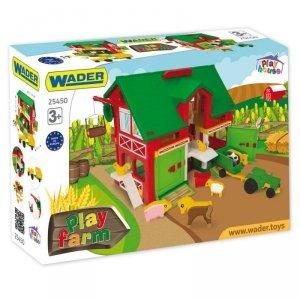 Wader Zestaw figurek Play House Farma 37 cm pudełko