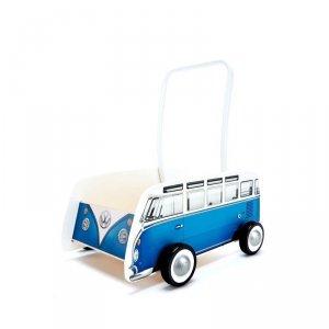 Hape Chodzik VW Klasyczny bus T1 niebieski