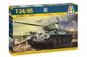 Italeri Model plastikowy Czołg T-34/85 ZAVOD 183 Mod.44