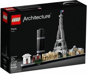 LEGO Klocki Architecture 21044 Paryż