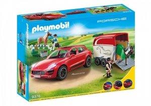 Playmobil Zestaw figurek Porsche Macan GTS