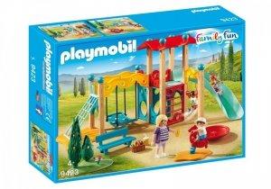 Playmobil Zestaw figurek Duży plac zabaw