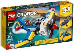 LEGO Klocki Creator Samolot wyścigowy