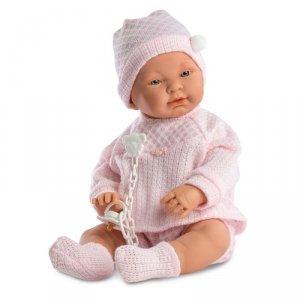Lalka Bobas dziewczynka 45 cm
