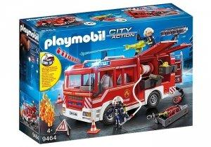 Playmobil Zestaw figurek Pojazd ratowniczy straży pożarnej 9464