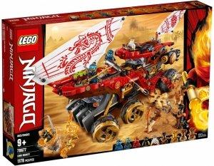 LEGO Klocki Ninjago Perła Lądu
