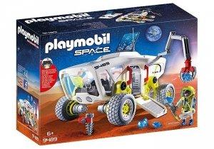 Playmobil Zestaw figurek Pojazd badawczy na Marsie