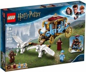 Klocki Harry Potter Powóz z Beauxbatons: Przyjazd do Hogwartu