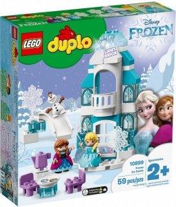 LEGO Klocki DUPLO 10899 Zamek z Krainy lodu