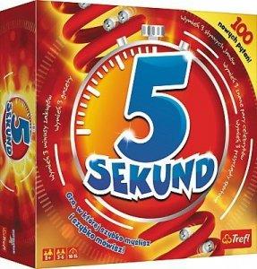 Trefl Gra 5 Sekund Edycja 2019