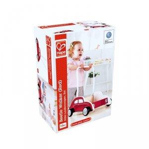 Hape Chodzik VW Klasyczny Garbus czerwony