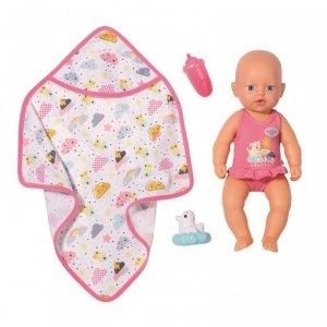 Lalka Baby Born kąpielowa, mała