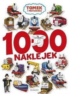 Egmont Tomek i przyjaciele. 1000 naklejek