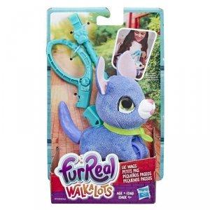 Hasbro Maskotka furReal Friends Małe zwierzaki na smyczy, Piesek C
