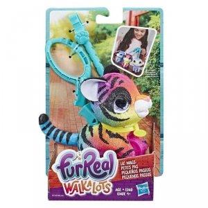 Hasbro Maskotka furReal Friends Małe zwierzaki na smyczy, Tygrys