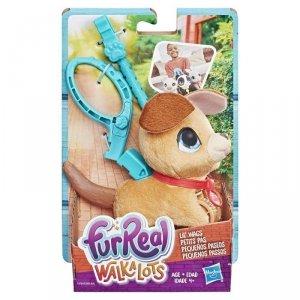 Hasbro Maskotka furReal Friends Małe zwierzaki na smyczy, Piesek A