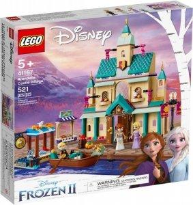 Klocki Księżniczki Disneya Zamkowa wioska w Arendelle