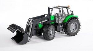 BRUDER Traktor Deutz Agrotron X720 z ładowaczem